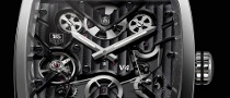TAG Heuer Launches Monaco V4 Titanium Chronograph