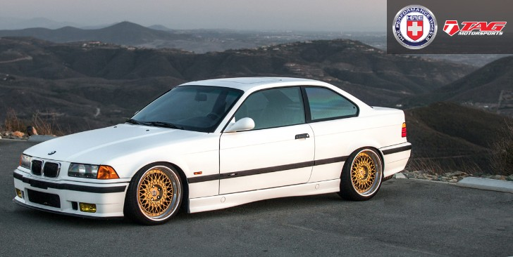 TAG Motorsport Brings E36 Back to Life [Photo Gallery]