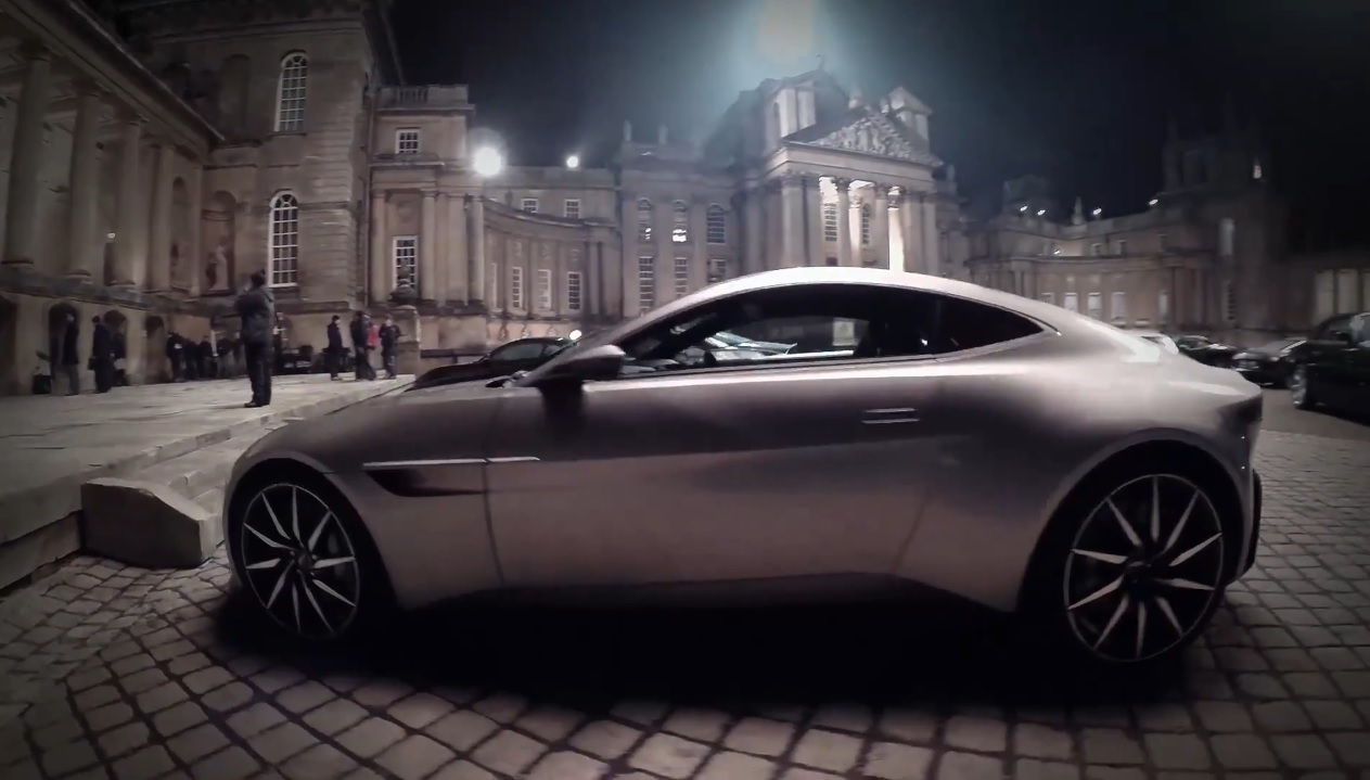 take a closer look at the car chase scenes in rome from spectre