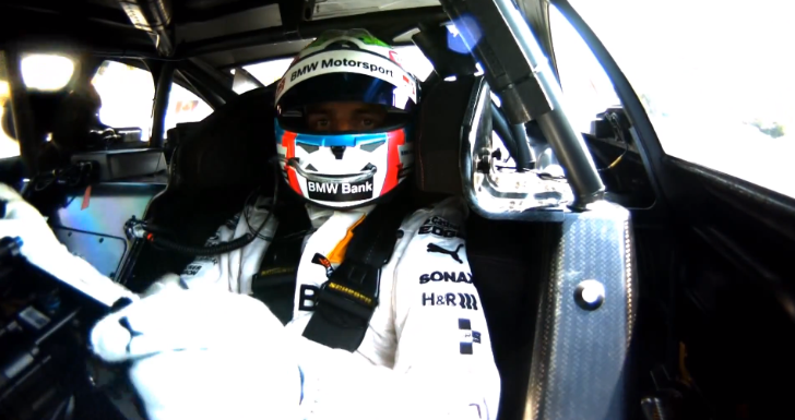 Take a Couple of Laps on the Norisring with Bruno Spengler [Video]