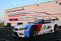 Take a Tour of the ALMS Race Track Inside the BMW Z4 GTE [Video]