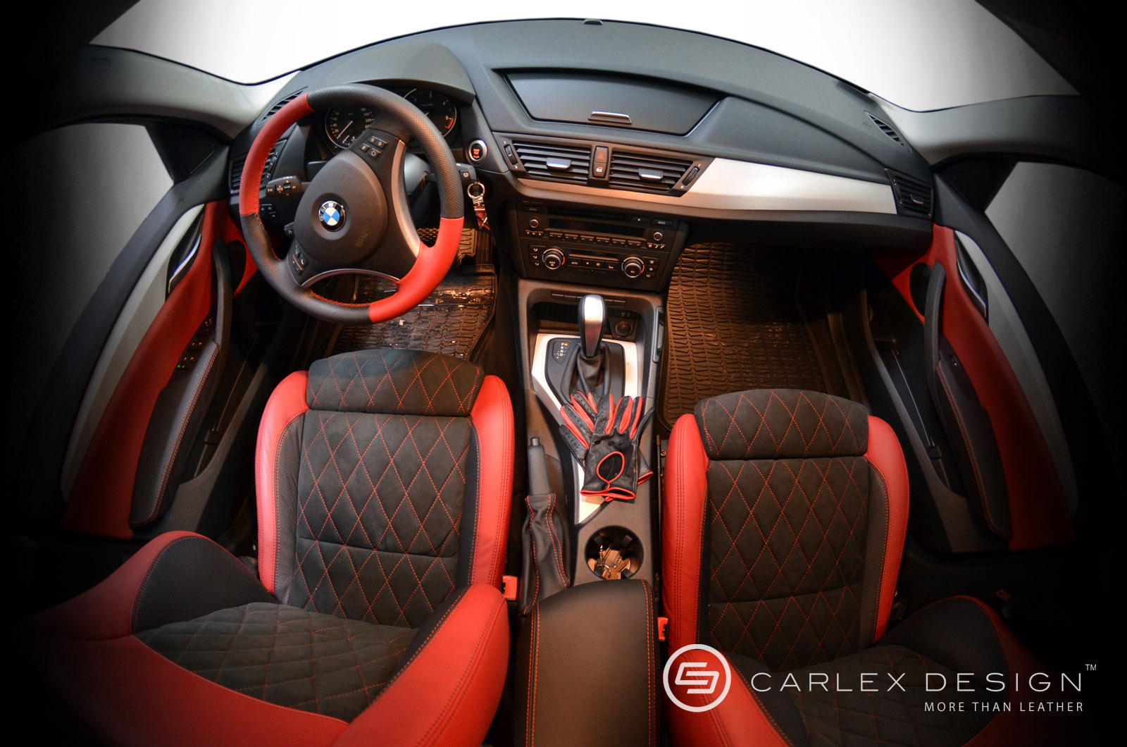Take A Trip On The Wild Side With Carlex Design S Reinvented X1 Interior Autoevolution