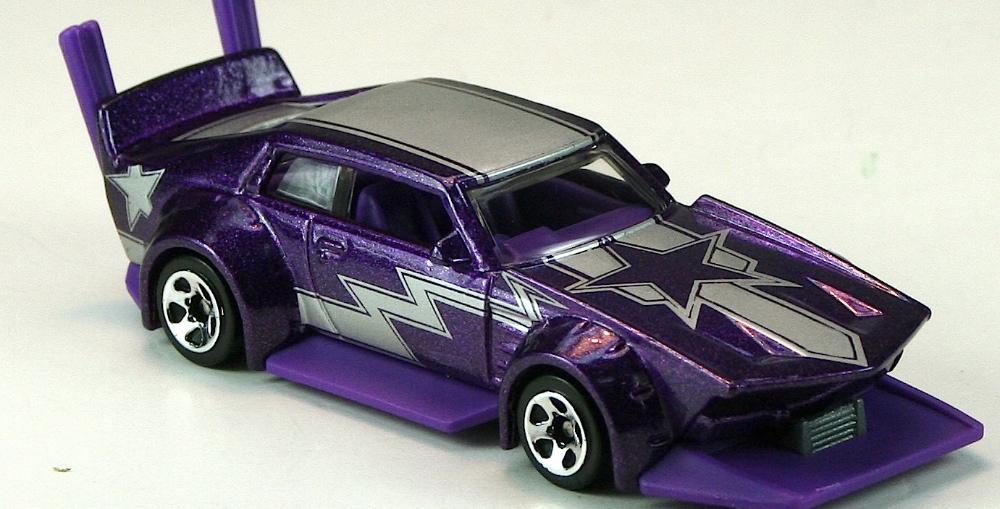 Purple Car Kids Game
