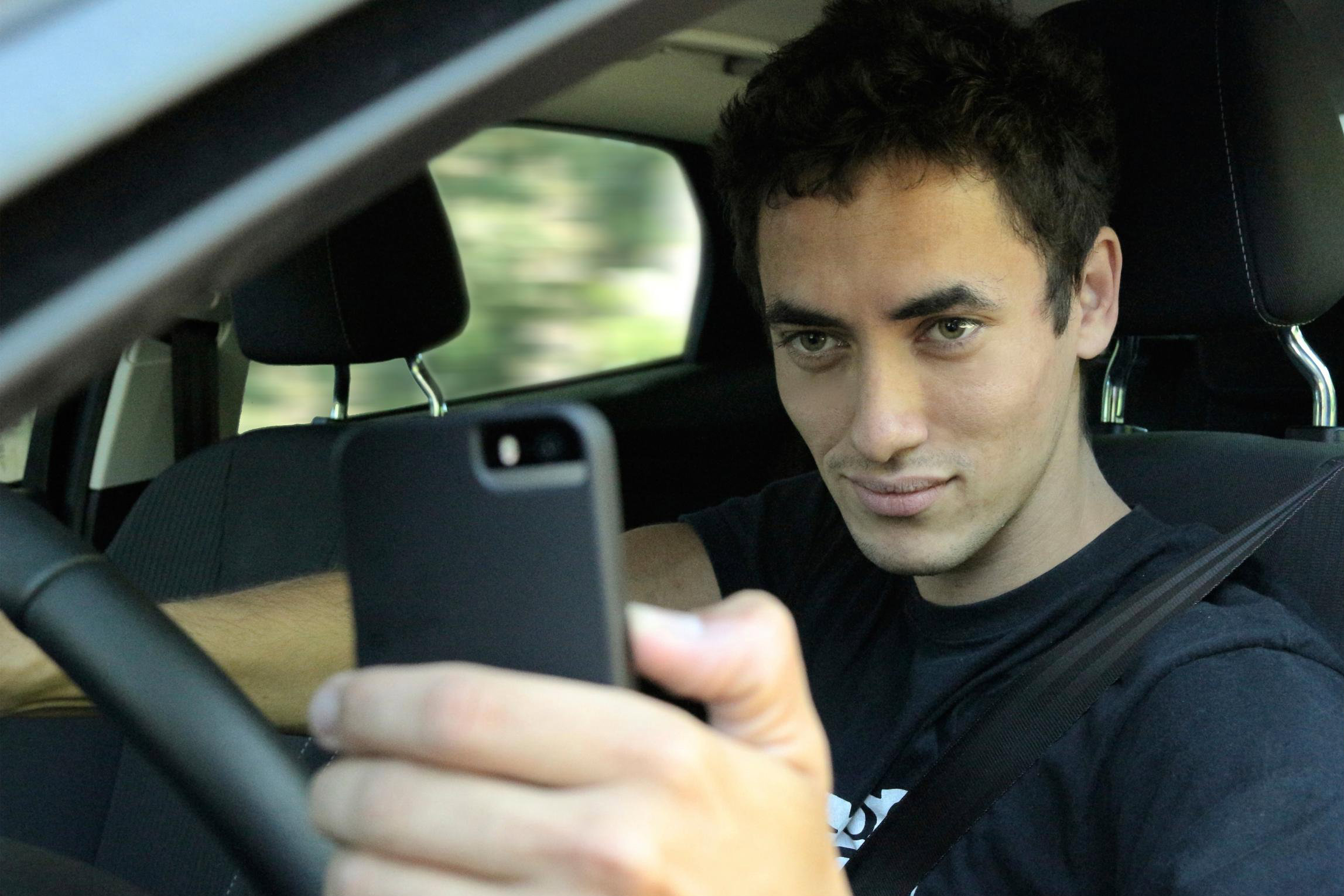Image result for selfie while driving