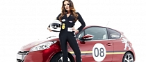 Tamara Ecclestone and Peugeot 208 Help Children in Need [Video] [Photo Gallery]