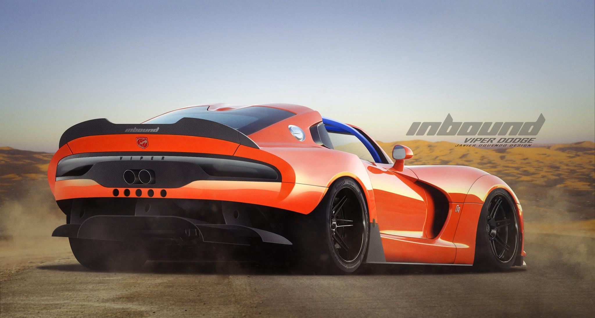 Targa Top Dodge Viper Racer Would Be An Awesome Swansong