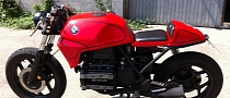 Tarmac BMW K75 Shows That Less Can Be so Much More