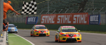 Tarquini and Muller Give SEAT Perfect Weekend at Imola