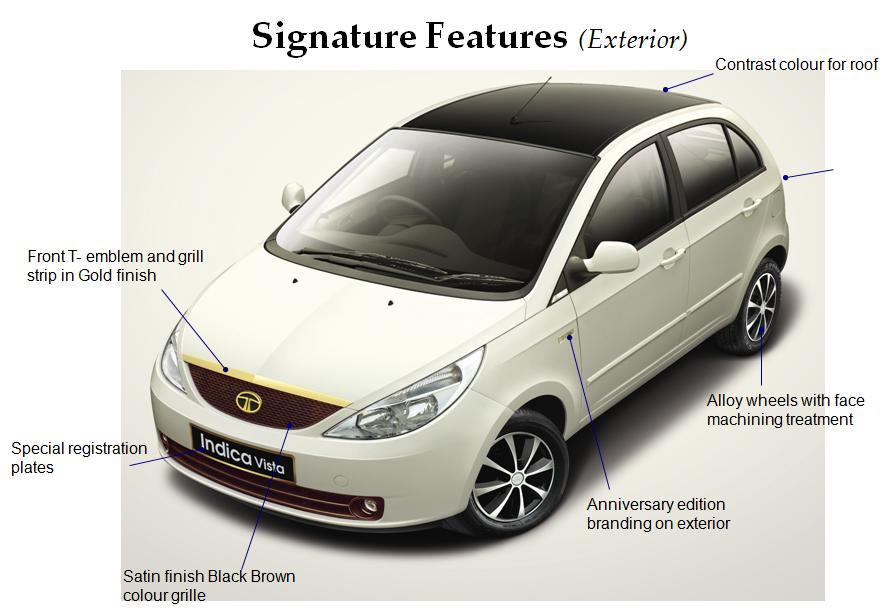 Tata Launches Limited Edition Indica Vista - autoevolution
