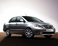 The facelifted Tata Manza