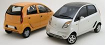 Tata Motors to Launch Nano in Europe by 2013