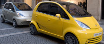 Tata Nano Comes to the US...