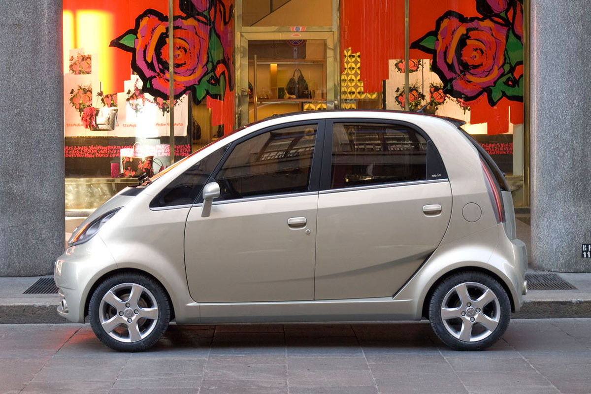 tata nano automobile industry Tata nano, cool & smart, launched by tata motors is world's cheapest car   create entrepreneurial-opportunities across india, expand the indian car market  by.