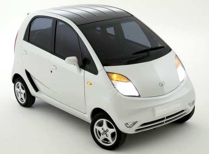 Tata Nano Recalled for Starter Issue