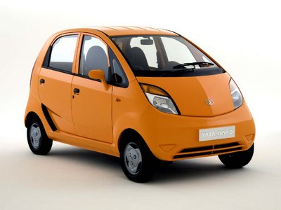 Nano Cars Images to make the Nano the most