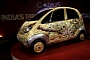 Tata Reveals $4.6M Nano Gold Plus