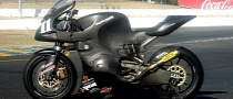Taylormade Moto2 All-Carbon Bike Prototype