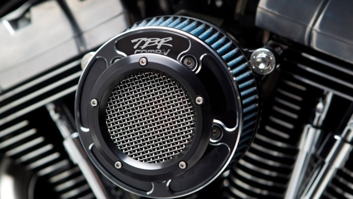 TBR Comp-V Intakes for Harley-Davidson and Star Bolt ...