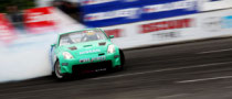 Team Falken's McQuarrie Takes 3rd Place at Formula D Seattle