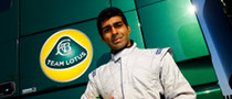 Team Lotus Signs Chandhok as Reserve Driver