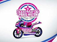 SuperMartxe VIP by Paris Hilton livery