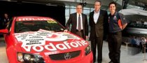 TeamVodafone Confirms Commodores for 2010