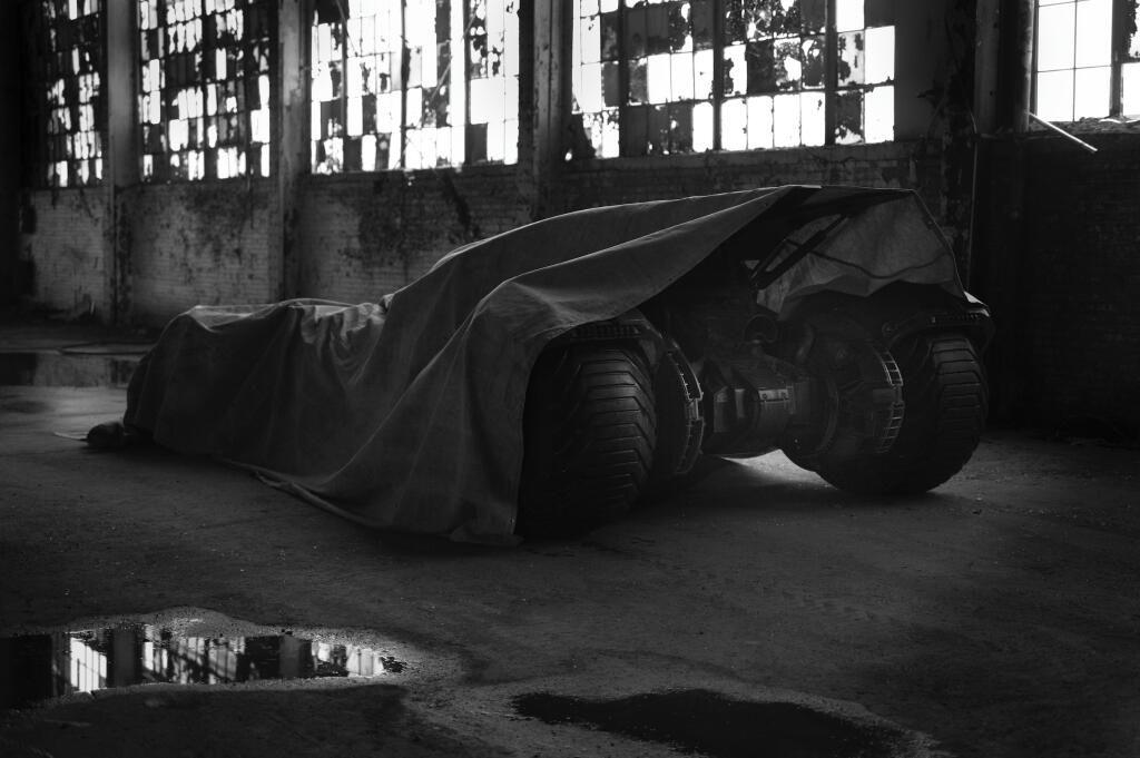 First Photo of Ben Aff...
