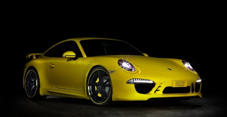 Techart 2012 Porsche 911 Revealed