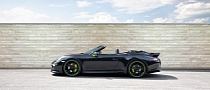 Techart Porsche 911 Cabrio 991 Gets 918 Spyder Flavor [Photo Gallery]
