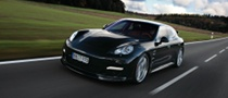 TechArt Boosts the Porsche Panamera Turbo