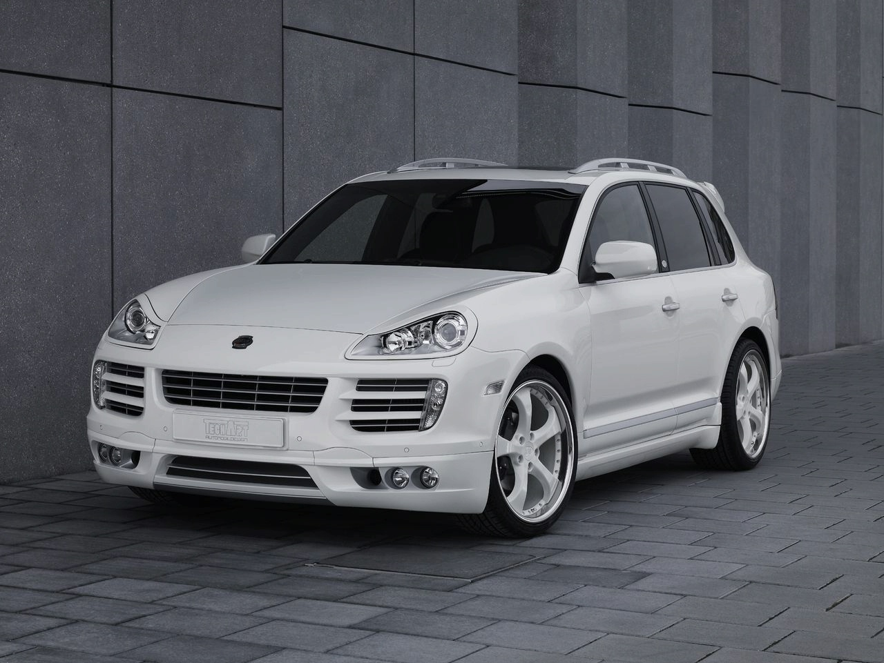 techart cayenne diesel tuning package autoevolution. Black Bedroom Furniture Sets. Home Design Ideas