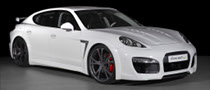 Techart Concept One - New Porsche Panamera Clothes for Geneva