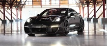Techart GrandGT Porsche Panamera Carbon Kit
