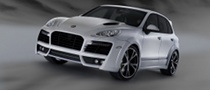 Techart Introduces New Porsche Cayenne Turbo Power Kit