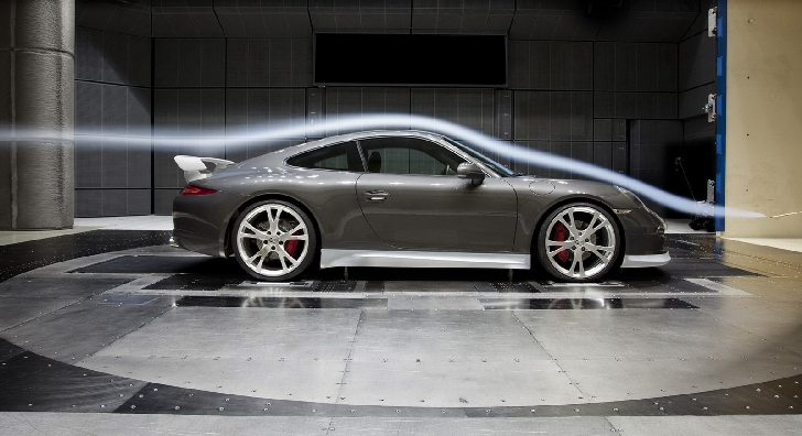 Techart Porsche 911 Spoiler Range for 2012