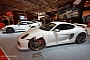 TechArt Porsche Cayman S Storms into Essen 2013 [Live Photos]