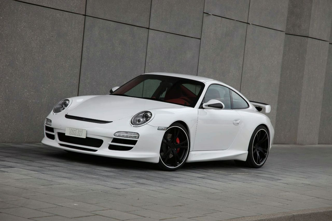 Techart Presents Tuning Kit For Porsche 997 Autoevolution