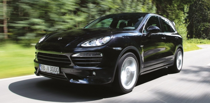 TechArt Targeting New Cayenne S Diesel for Geneva [Photo Gallery]