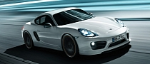 Techart Tunes the New Porsche Cayman