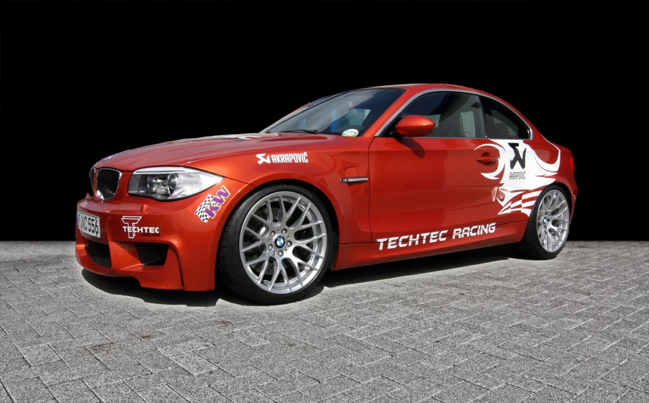 Bmw 1 Series M Coupe Tuned By Techtec