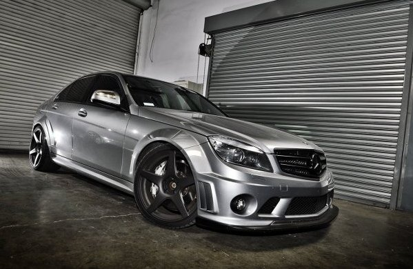Tecnocraft doesn 39 t care about the mercedes c63 amg for Mercedes benz exterior car care kit