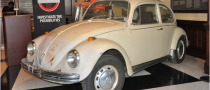 Ted Bundy's VW Beetle Turns Museum Piece