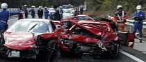 Ten Drivers Await Trial for 2011 Japan Supercar Mega Crash