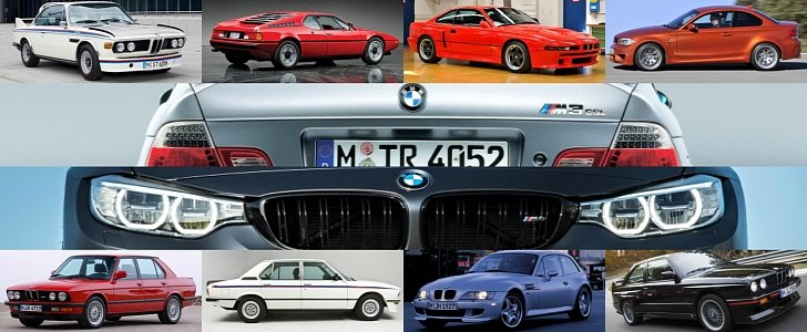 Ten Of The Most Outstanding BMW M Cars Of All Time Autoevolution - All bmw