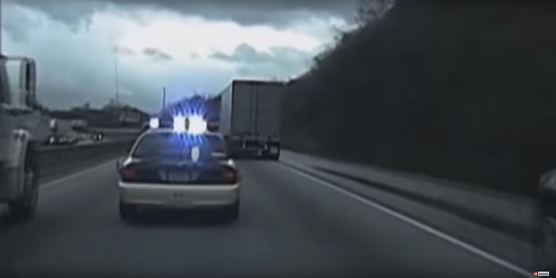Tennessee Police Chase Has Everything ...