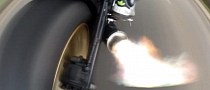 Termignoni Exhaust on Yamaha R6 Breathes Fire [Video]