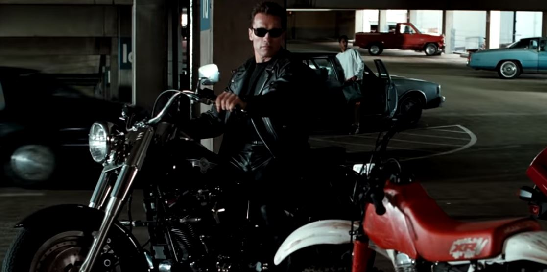 "Terminator 2"" Harley-Davidson Fat Boy Sells for $500K - autoevolution"