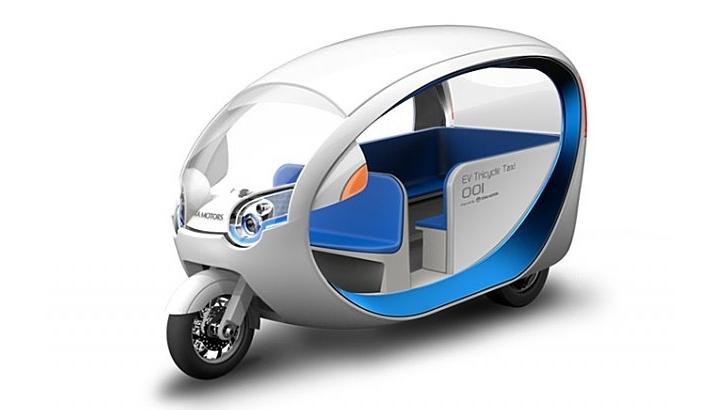 future of three wheelers in india