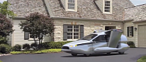 Terrafugia Advertises Future TF-X Flying Car [Video]