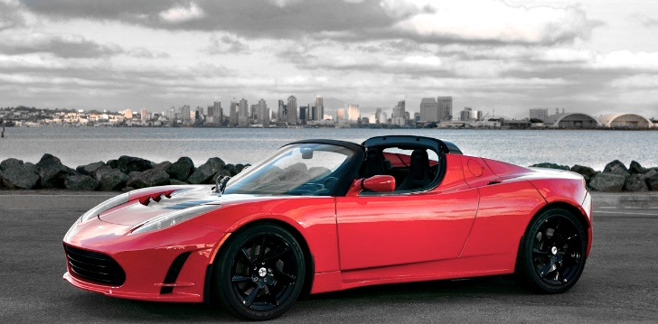 Tesla all electric supercar coming in 2017 autoevolution